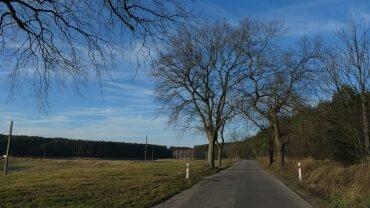 nsr, odcinek zachodni, nadwarciański szlak rowerowy