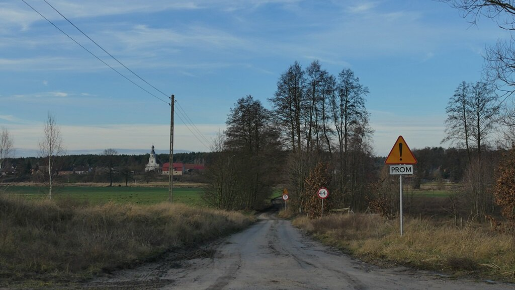nsr, odcinek zachodni